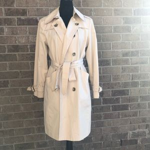 London Fog Trench Coat Size